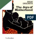 39Buchi Emechata - The Joys of Motherhood