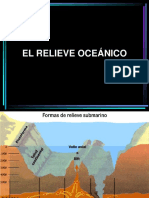 El Relieve Oceanico