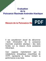 3è Cours Evaluation de La Puissance Maximale 2008