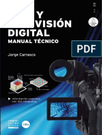 Cine y Televisión Digital Manual Técnico