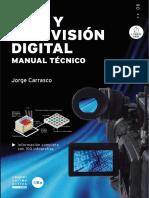 Cine y Televisión Digital Manual Técnico