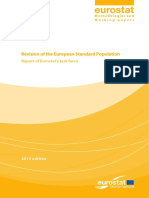 Revision of the European Standard Population