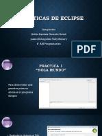 Practicas de Eclipse