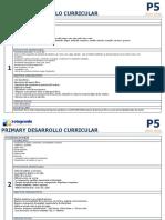-P5 Desarrollo Curricular 2015-2016