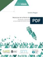 Raggio_Memorias de la noche de los lápices