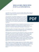 EL DESARROLLO DEL PRINCIPIO FEMENINO EN LA CONCIENCIA HUMANA.doc