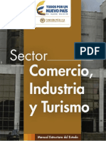 Estructura del Estado Colombiano - Sector Comercio Industria y Turismo