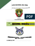 SILABO DE INGLES PNP-TARAPOTO 2017