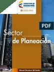Estructura del Estado Colombiano - Sector de Planeación