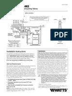Thermostatic Mixing Valve WATTs 1910719.pdf