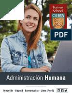Adminstración Humana CEIPA BUSINESS SCHOOL