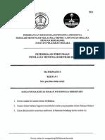 TRIAL MATE Pmr 2010 Melaka Paper 1
