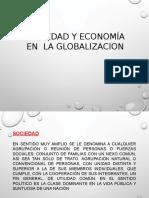 Sociedad y Economía 1ra Clase
