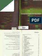 00 - Manual de Fontes de Informação