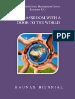 Gwada Course Booklet 2018
