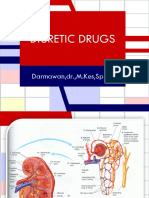 13. Diuretic Drugs Dr. Darmawan