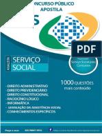 #Apostila INSS - Analista Serviço Social (2016)