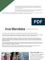 Presentación  Arte experimental latinoamerica
