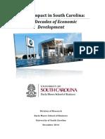 BMW SC Economic Impact 2014