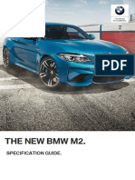 Bmw m2 Spec Guide
