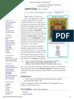 Jeremiel (Anjo) – Wikipédia, A Enciclopédia Livre