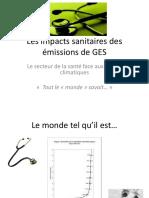 DOSSIER Impacts Sanitaires Du CO22
