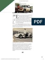 Torino, La Leyenda Inolvidable Del Auto Argentino