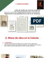 Epoca Colonial (Primera Parte)