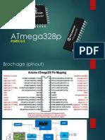 ATmega328p - Cours1 - Ports