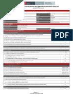 REPORTE DE SIMULACRO I.E. N° 56218 DE ASILLOPATA