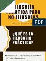 Filosofía Práctica Para No Filósofos_César Ojeda