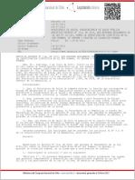Decreto 30 Minsal 14-EnE-2013