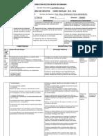 Plan de Trabajo 2012-2013 - Segundo