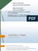 Adultez y Vejez (1)