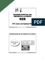 Regimen Especial del Impuesto a la Renta.pdf