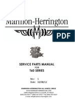Marmon Herrington T 60 Parts Manual