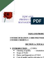 Tqm Session 1 Iipm