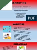 Actividad 1 Marketing