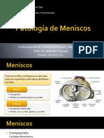 Patología de Meniscos
