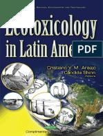Ecotoxicologyof LatinAmerica