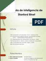 Escala de Inteligencia de Stanford Binet