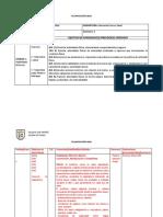 planificacion Primero Basico Unidad 1 y 2