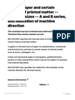 ISO 216_2007 - Writing Paper