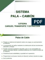 Carguío y Transporte 2 Pala Camion