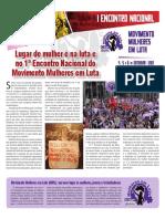 Jornal de Convocação Versão Em Branco