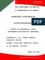 Tarjeta de Desarrollo-texas Instruments Msp-exp430g2 Launchpad