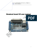 breakout board V5 type english user manual.pdf