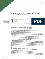 _Capítulo 2 - A Evolução Da Psicologia