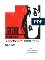 Sexism Project