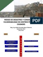 riesgodedesastresycondicionesdevulnerabilidad-110926123909-phpapp01